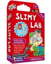 Комплект за експерименти Galt - Лаборатория за желе и слузести създания -1