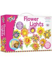 Творчески комплект Galt - Направи лампа от цветя -1