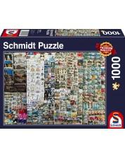 Пъзел Schmidt от 1000 части - Щанд за сувенири -1