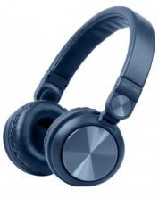 Безжични слушалки MUSE - M-276, сини -1