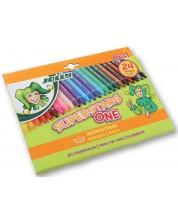 Цветни флумастери JOLLY Superstars One – 24 цвята