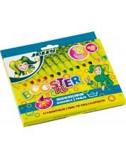 Цветни флумастери JOLLY Booster XL – 14 цвята