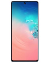 "Смартфон Samsung Galaxy S10 Lite - 6.7"", 128GB, бял"