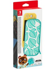 Nintendo Switch Lite Carrying Case & Screen Protector Animal Crossing: New Horizons Edition -1