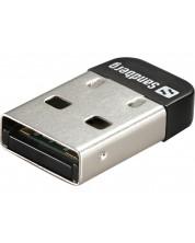 Sandberg - Nano Bluetooth 4.0 Dongle, черен -1