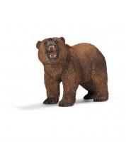 Фигурка Schleich от серията Дивия живот - Америка: Мечка гризли