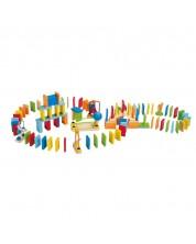 Дървена играчка Hape - Домино