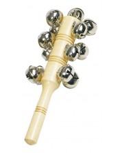 Детски музикален инструмент Toys Pure - Пръчка с 13 звънчета -1