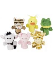 Кукли за пръсти Goki - Животни, асортимент