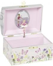 Музикална кутия Goki - Балерина, Swan lake -1