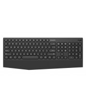 Безжична клавиатура Philips - K303, черна -1