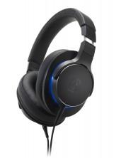 Слушалки Audio-Technica - ATH-MSR7b, hi-fi, черни -1