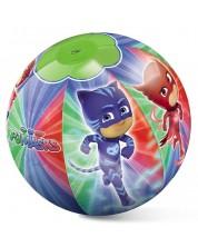 Надуваема топка Mondo - PJ Masks, 50 cm -1