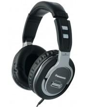 Слушалки за монитор Panasonic - RP-HTF600E, черни -1