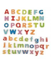 Дървена играчка Hape - Магнитни букви Hape -1