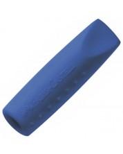 Гума-капачка Faber-Castell - Цветна, 2 броя