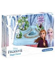 Комплект Clementoni Frozen 2 - Направи сам Магическа гора
