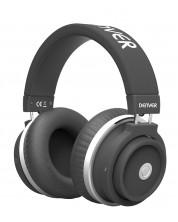 Безжични слушалки Denver - BTH-250, черни -1