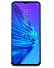 "Смартфон Realme 5  - 6.5"", 128GB, crystal blue -1"
