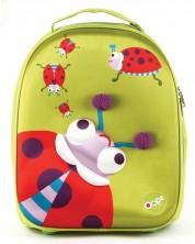 Детски куфар на колелца Oops - Калинка -1