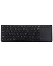 Клавиатура Tracer - Smart RF 2.4 GHz, черна -1
