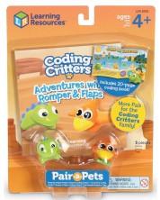 Детски комплект за игра Learning Resources - Ромпър и Флапс -1