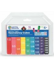 Образователна игра Learning Resources - Математическа кула -1