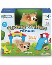 Детски комплект за игра Learning Resources - Рейнджър и Зип -1