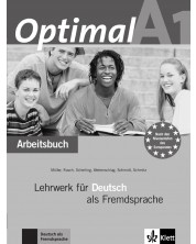 Optimal A1, Arbeitsbuch + Lerner Audio-CD -1