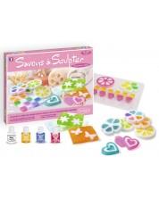 Творчески игра Sentosphere – Ателие за сапуни -1