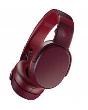 Слушалки с микрофон Skullcandy - Crusher Wireless, moab/red/black -1