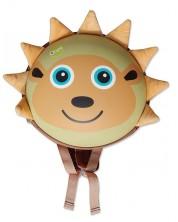 Детска кръгла раница Oops - Таралеж -1