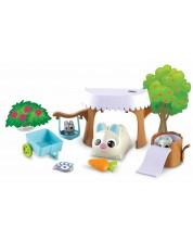 Детски комплект за игра Learning Resources - Буупър и Хип Хоп
