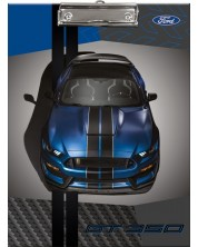 Клипборд Lizzy Card - Ford Mustang GT