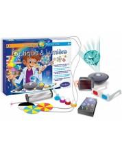 Творческа игра Sentosphere - Силата на светлината, експерименти -1