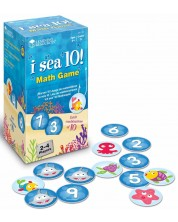 Детска образователна игра Learning Resources - Виждам 10 -1