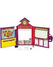 Детска игра Learning Resources - Хайде на училище -1