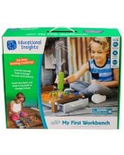 Детска мозайка Learning Resources - Моята първа работна маса -1