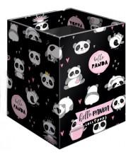 Моливник за бюро Lizzy Card – Hello Panda, Lollipop -1