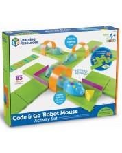 Детска играчка за програмиране Learning Resources - Мишка-робот