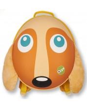 Детска кръгла раница Oops - Куче -1