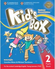 Kid's Box Updated 2ed. 2 Pupil's Book