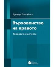 Върховенство на правото. Теоретични аспекти -1