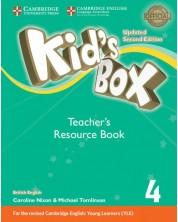 Kid's Box Updated 2ed. 4 Teacher's Resource Book w Online Audio
