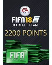 FIFA 17/18 2200 FIFA Points (PC)