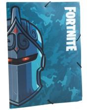 Папка с ластик Fortnite Black Knight А4 -1