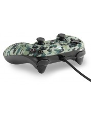 Контролер Spartan Gear - Oplon, за PC/PS3, green camo
