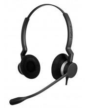 Слушалки с микрофон Jabra BIZ - 2300, черни