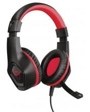 Гейминг слушалки Trust - GXT 404R Rana, черни
