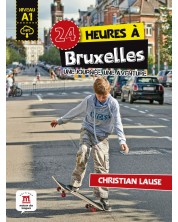 24 heures a Bruxelles + MP3 telechargeable -1